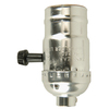 Portfolio Nickel Turn Knob Socket