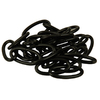 Portfolio Oval Chain Black