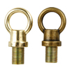Portfolio 2-Pack Polished Brass Lamp Couplings