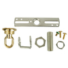 Portfolio Screw Collar Loop Brass