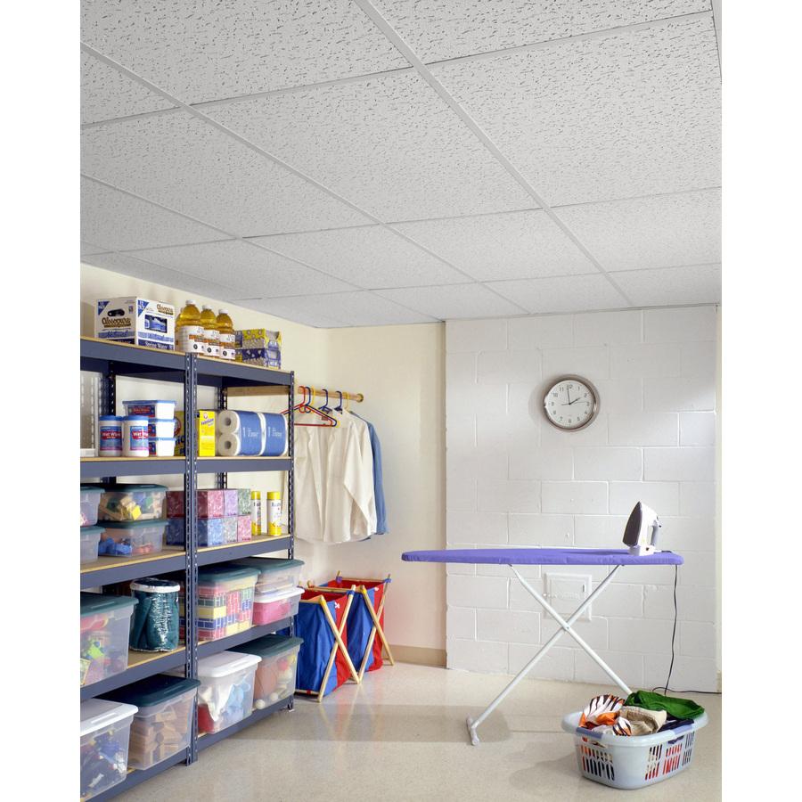 """Fifth Avenue Ceiling tile USG Ceilings Acoustical Panels 2/'X4/'X5//8/"""" 8 Pc//Case"""
