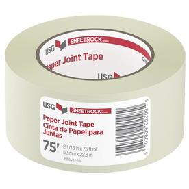 SHEETROCK Brand 2.0625-in x 75-ft Solid Joint Tape