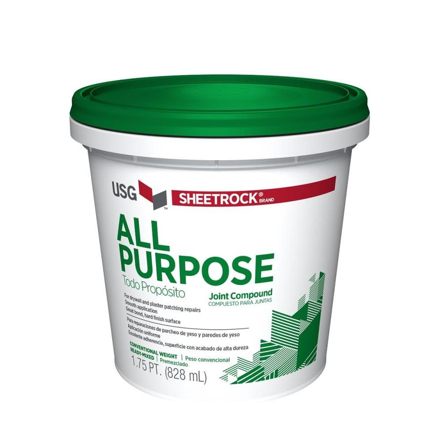 Wall Joint Compound : Drywall repair joint compound