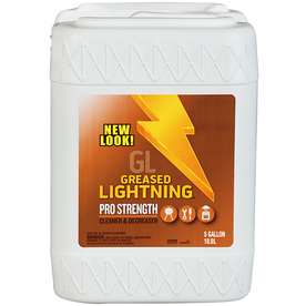 Greased Lightning 5 -Gallon Lemon All-Purpose Cleaner