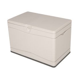 LIFETIME PRODUCTS 40-in L x 24-in W 80-Gallon Resin Deck Box