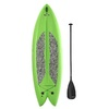 LIFETIME PRODUCTS Freestyle 9-ft 8-in x 35.5-in Green 1-Person Plastic Recreational Kayak
