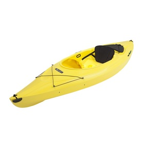 LIFETIME PRODUCTS Boyd 9-ft 8-in x 30-in Yellow 1-Person Plastic Recreational Kayak
