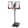 LIFETIME PRODUCTS Outdoor Portable 52-in Backboard Basketball System