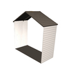 LIFETIME PRODUCTS 8-ft x 2-1/2-ft Resin Storage Shed Expansion Kit