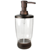 interDesign Bronze Soap Dispenser