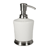 interDesign White Soap Dispenser