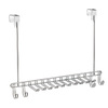 interDesign Chrome Classico Tie/Belt Rack