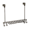 interDesign Bronze Classico Tie/Belt Rack