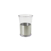 interDesign Dylan Clear Stainless Steel Tumbler