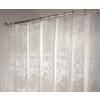 interDesign Fiore EVA/PEVA White with Floral Print Floral Shower Curtain