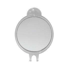 interDesign Clear Fog-Free Vanity Mirror