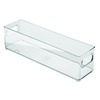 interDesign 14.4-in x 3.9-in Plastic Multi-Use Insert Drawer Organizer