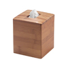 interDesign Formbu Brown Bamboo Bathroom Coordinate Set