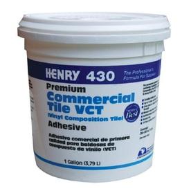 HENRY Gallon Trowel Vinyl Tile Adhesive