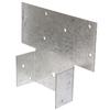 USP Steel G90 Post Cap (Common: 6-in; Actual: 1.25-in)