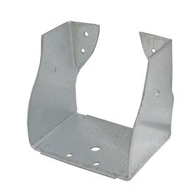 "USP 4"" x 4"" Inverted Flange Face Mount Hanger"