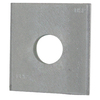 USP 2-in x 2-in Bearing Plate,1/2-in Bolt Dia