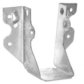 USP 2-in x 4-in Triple Zinc Slant Nail Joist Hanger