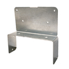 USP Steel G185 Post Cap (Common: 6-in; Actual: 1.5-in)