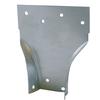 USP 1-9/16-in x 4-3/8-in x 3-1/2-in Triple Zinc Stud Plate Tie