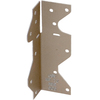USP 1-1/2-in x 1-7/16-in x 4-1/2-in Gold Coat Framing Angle
