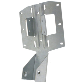USP 1-3/4-in x 5-1/16-in Triple Zinc Slope/Skew Hanger