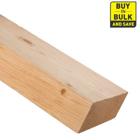 #2 Green Douglas-Fir S4S Dimensional Lumber (Common: 4 x 10 x 12; Actual: 3.562-in x 9.5-in x 12-ft)