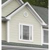 Georgia-Pacific Shadow Ridge 11.25-in x 144-in Almond Wood Grain Dutch Lap Vinyl Siding Panel