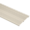  10-in x 12-ft Clay Double Vented Soffit