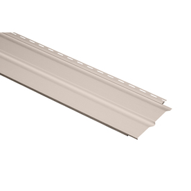 10-in x 120-in Cream Vinyl Siding