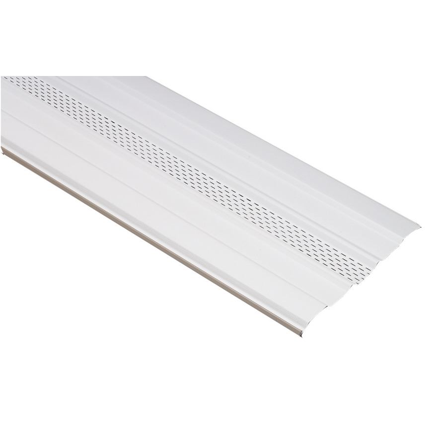 Shop 16 In X 7 979 Ft White Vented Vinyl Skirting At Lowes Com