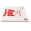 Faced Cellulose Foam Board Insulation (Common: 0.115-in x 4-ft x 8-ft; Actual: 0.1149-in x 3.9999-ft x 7.9999-ft)