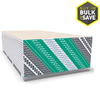 ToughRock Mold-Guard Drywall Panel (Common: 1/2-in x 4-ft x 8-ft; Actual: 0.49-in x 3.99-ft x 7.99-ft)