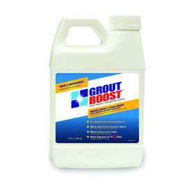 Grout Boost 27-oz Clear Grout Additive