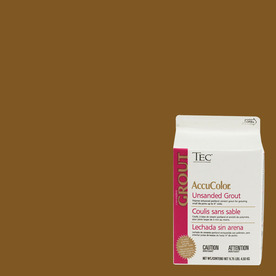 TEC Light Chocolate Unsanded Powder Grout