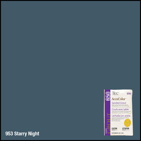 TEC 25 lbs Starry Night Sanded Powder Grout