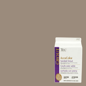 TEC Warm Taupe Sanded Powder Grout