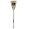 Blue Hawk 12-in Corn Stiff Upright Broom