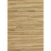 allen + roth Brown Grasscloth Unpasted Textured Wallpaper