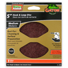 Gator 100-Grit 5-in W x 5-in L Hook and Loop Surface Finish Disc Sandpaper