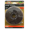 Gator 2-Pack 4.5-in W x 4.5-in L 60-Grit Commercial Surface Stripping Disc Sandpaper