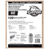 Gator 120-Pack 60-Grit 9-in W x 11-in L Sanding Sheet Sandpaper