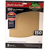 Gator 5-Pack 100-Grit 9-in W x 11-in L Multi-Surface Sandpaper