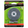 Gator 2-1/2-In Mounted Grinding Wheel