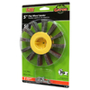 Gator -Pack 50-Grit 5-in W x 5-in L Flap Wheel Sander Sandpaper